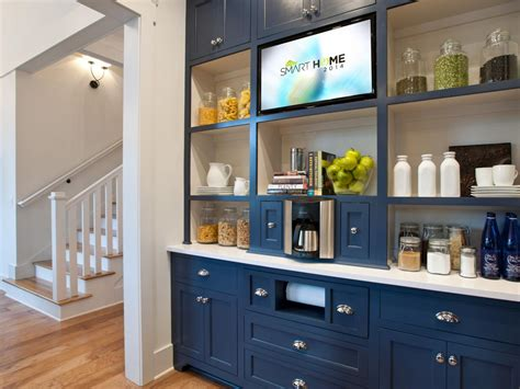 tv cabinet kitchen kitchen pictures from hgtv smart home 2014 hgtv smart 6410