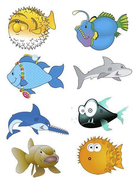 Pout Fish Clip Art