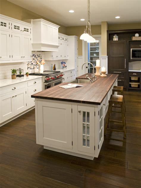 baroque butcher block island image ideas  kitchen victorian