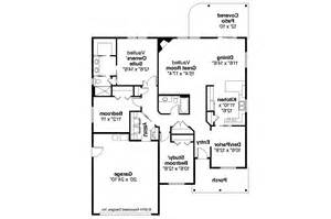 ranch home floor plans ranch house plans eastford 30 925 associated designs