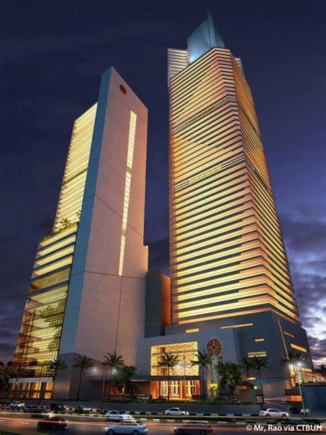 bahria town icon  skyscraper center