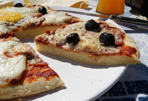 recette p 226 te 224 pizza sans gluten et sans lactose