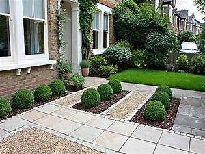HomeOfficeDekoration Trädgård design idéer framför huset