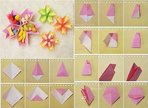 How to make Paper Flower Dish step by step DIY tutorial ...