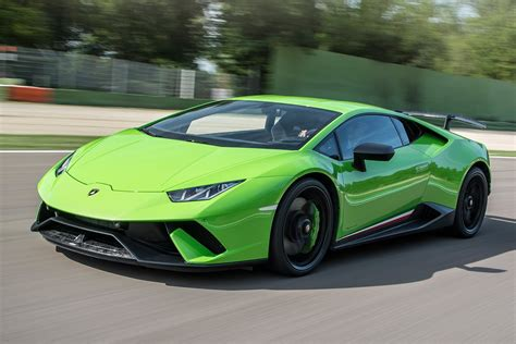 lamborghini huracan performante review motor