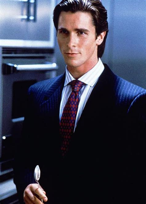 Christian Bale American Psycho Yes Completely