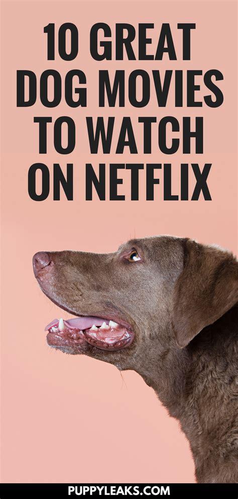 great dog movies   netflix puppy leaks