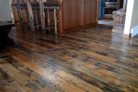 Reclaiming Hardwood Floors by The Reclaimed Wood Flooring Guide