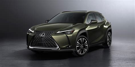 2019 Lexus Ux Crossover Debuts, Arrives In December The