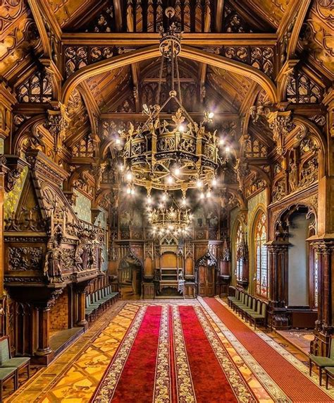 The Living Room In The Mansion Of Baron Kelch — Steemit