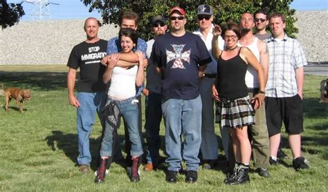sos members neo nazi skinheads white supremacists