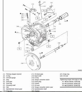 Subaru Driveline Diagram