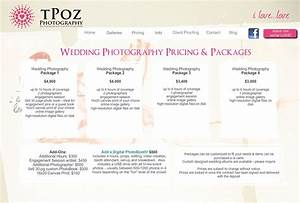 baltimore wedding photography package prices images frompo With wedding video rates
