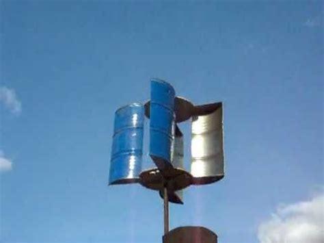 Как сделать ветряк из бочки в домашних условиях