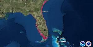 Destructive Hurricane  U0026quot Irma U0026quot  Moving Through Florida