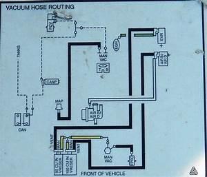 Vacuum Line Mystery