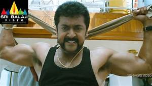 Singam (Yamudu2) Climax Fight Scene- Surya, Anushka ...