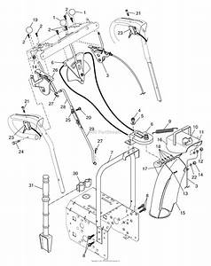 Husqvarna 10527 Ste Parts Diagram For Control Panel