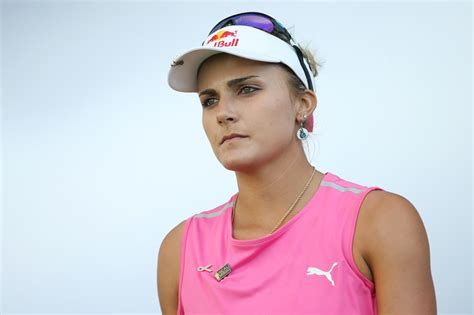 Lexi Thompson's Not Over The Infamous Callin Ruling