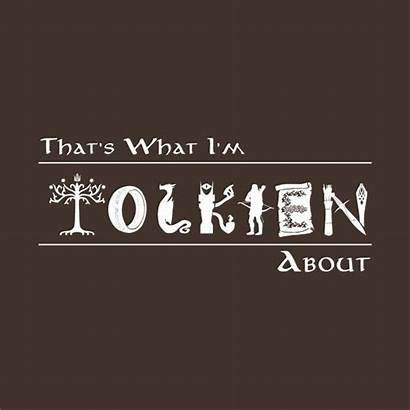 Lord Rings Tolkien Teepublic 27m Awesome