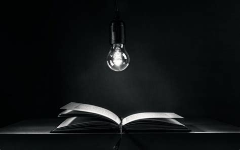light bulb lights books wallpapers hd desktop