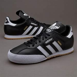 adidas trainer adidas samba soccer shoe black