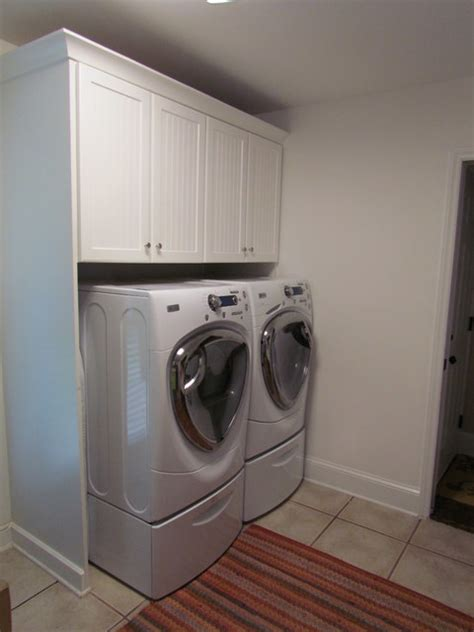 Shenandoah Charleston White  Watson Laundry Traditional