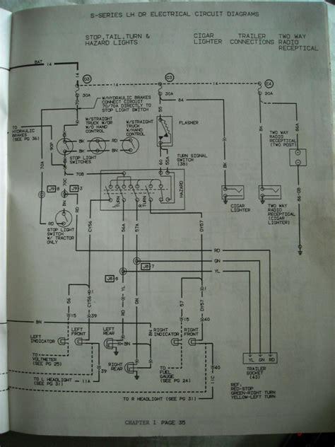 Need Air Brake System Diagram International