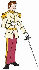 Prince Charming, King and Grand Duke Clip Art   Disney ...