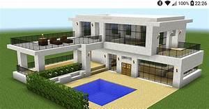 Modern, House, Minecraft, House, Layout, Ideas, 10, Cool