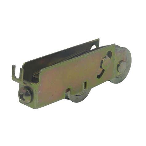 prime line 1 1 8 in steel bearing sliding door