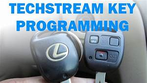 Key Immobilizer And Remote Programming Using Toyota