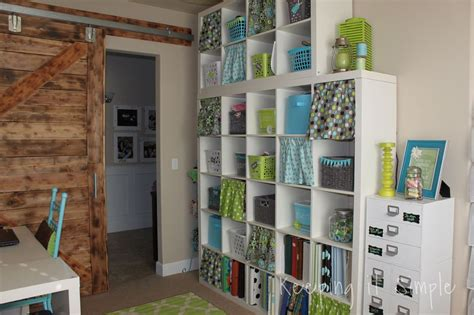 hometalk craft room reveal  decor ideas  craft