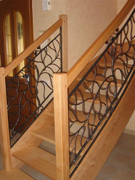 ferronnerie d rocle res d escalier