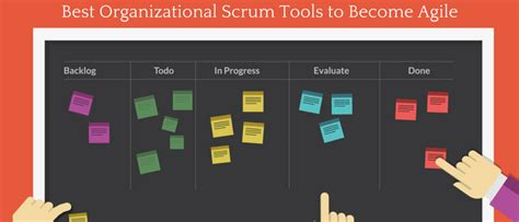 best agile tools best organizational scrum tools to become agile