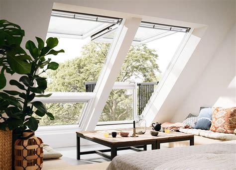 """Dachfenster """"cabrio"""" Von Velux Produkttrends"""