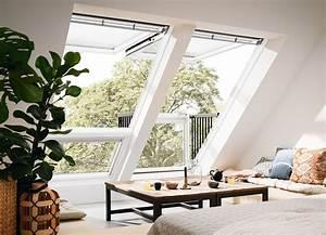Dachfenster Mit Balkon Austritt : dachfenster cabrio von velux produkttrends ~ Indierocktalk.com Haus und Dekorationen