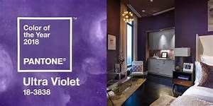 Pantone 2018 Color Of The Year Is Ultra Violet
