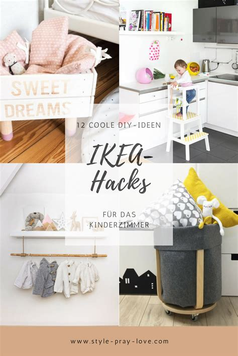 Kinderzimmer Deko Mädchen Ikea by 12 Coole Ikea Hacks F 252 Rs Kinderzimmer Style Pray