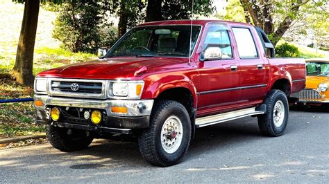 toyota hilux pickup diesel sp double cab usa import