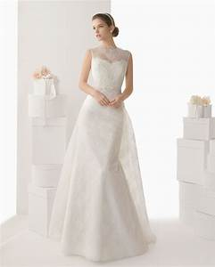 rosa clara wedding dress 2014 bridal candela onewedcom With rosa clara wedding dresses