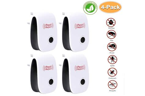 Best Ultrasonic Pest Repeller Reviews Devices Mouse