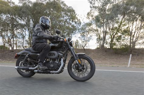 Harley Roadster Puts The Sport In Sportster