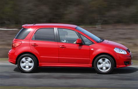 Sx4 Suzuki by Suzuki Sx4 Aerio Hits The Market