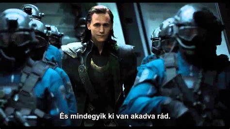 Bosszúállók 3d The Avengers 3d Magyar Előzetes 1