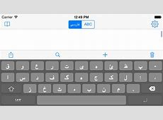 Farsi Keyboard FarsiKeys Apps 148Apps