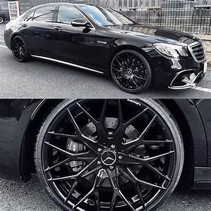 22 U0026quot  Staggered Lexani Wheels Morocco Full Gloss Black Flow