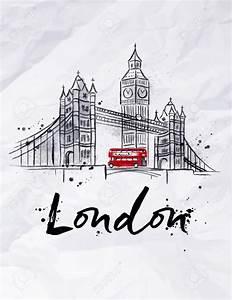 London Bridge Dessin : big ben dessin astuces voyages ~ Dode.kayakingforconservation.com Idées de Décoration