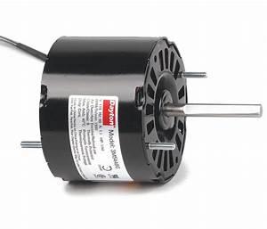 1  40 Hp  1550 Rpm  115 Volt  3 3 U0026quot  Diameter Dayton Electric