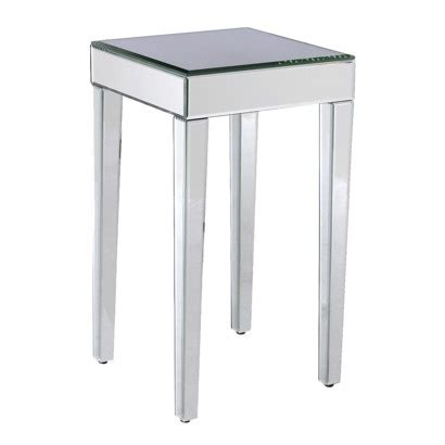 target small table ls mirrored side table